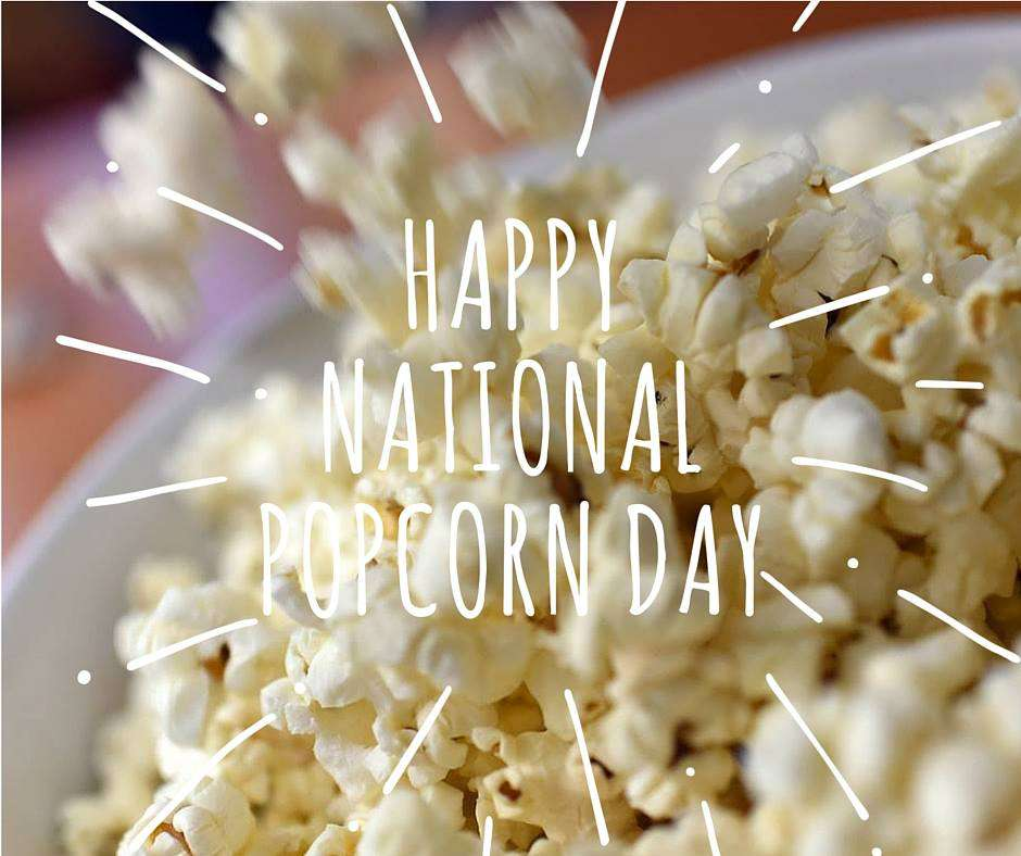 National Popcorn Day Wishes pics free download