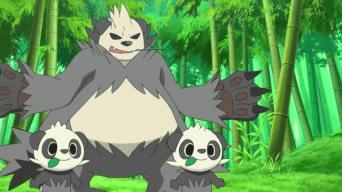 Capitulo 11 Temporada 17: ¡Perdido En El Bosque De Bambú!