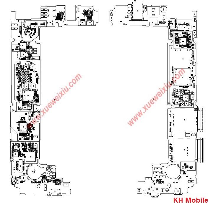 huawei ale l21 diagram