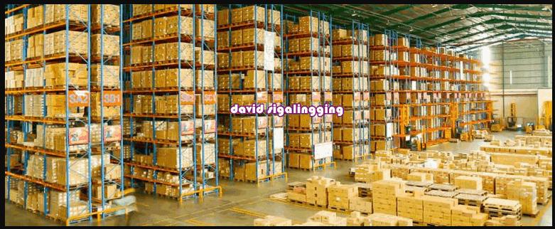 Peranan gudang dalam Logistik dan Rantai Pasok