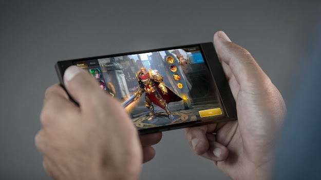 Android Smartphone Gaming