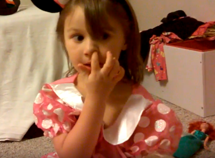 Study: Nose-picking habit is actually good for kids!