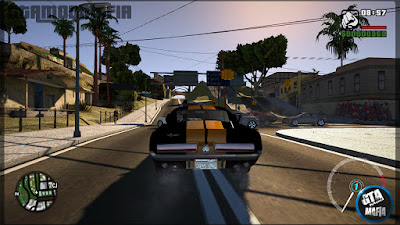 GTA San Andreas Need For Speed Carbon Mod Free Download