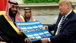 Pasukan Khusus AS 'Bantu' Saudi Perangi Teroris Syiah Houthi