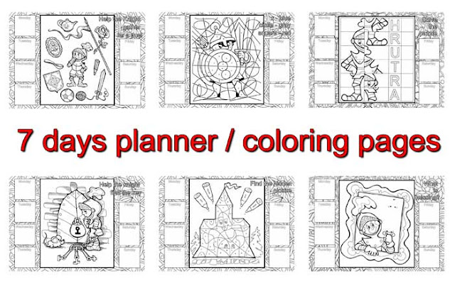 Coloring Pages Zip File : Cut you