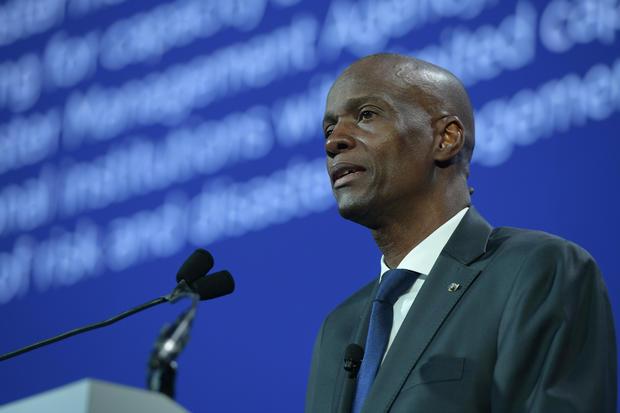 Tổng thống Haiti Jovenel Moïse bị ám sát tại nhà riêng