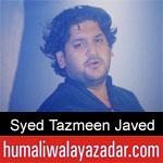 https://humaliwalaazadar.blogspot.com/2019/08/syed-tazmeen-javed-nohay-2020.html