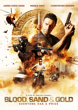 Blood Sand and Gold 2017 Dual Audio Hindi Full Movie Download