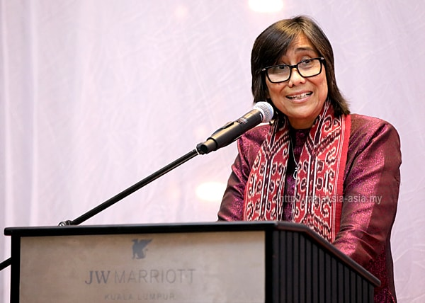 Sharzede Datu Hj. Salleh Askor