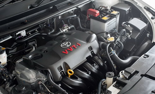 Spesifikasi All-new Toyota Vios 1.5 G A/T