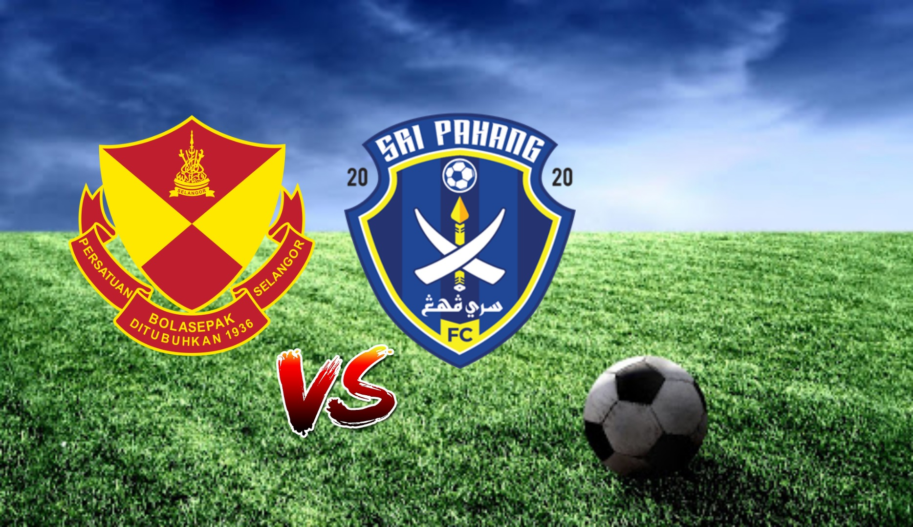 Live Streaming Selangor vs Sri Pahang FC Liga Super 6.3.2021