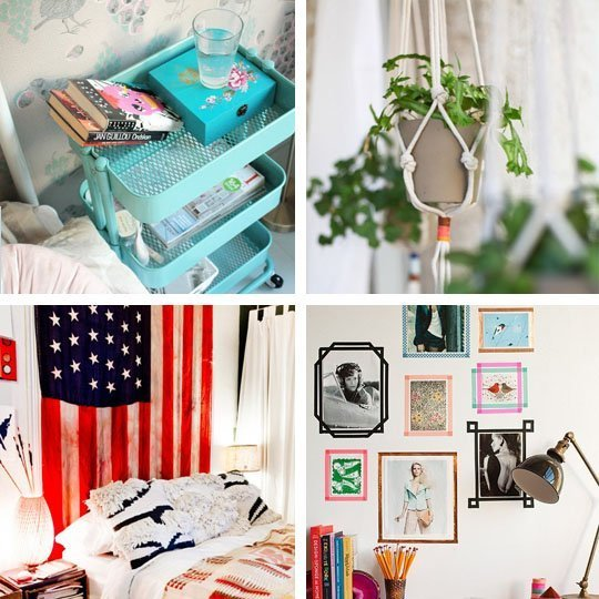 Diy Bedroom Decorating Ideas Tumblr