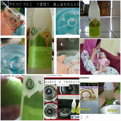 Pencuci Rumah Basic H 1001 Kegunaan