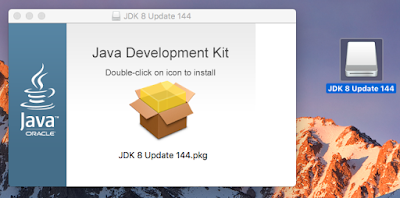 Ridzwan's Blog: How to Install Oracle Java 8u144 and Android Studio