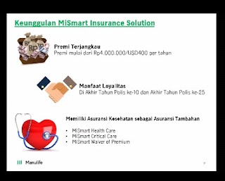Keunggulan Mi Smart Insurance Solution