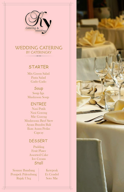 Menu Catering Puncak