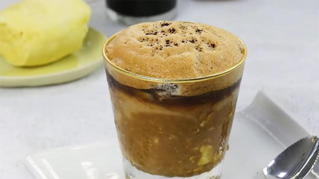 Cách làm cà phê sầu riêng thơm ngon béo ngậy độc lạ cực hấp dẫn