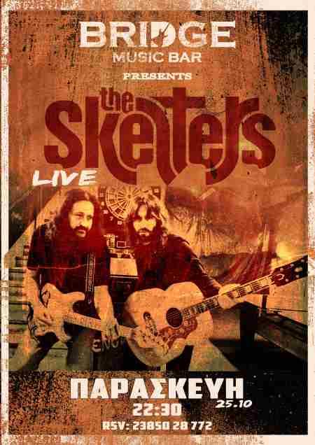 THE SKELTERS: Παρασκευή 25 Οκτωβρίου @ Bridge Music Bar