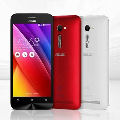 Harga Asus Zenfone 2 ZE550ML RAM 2GB