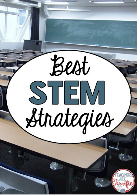 Are you thinking about STEM in your elementary classroom? This blog post will give you some answers, some ideas, and some great strategies to try!