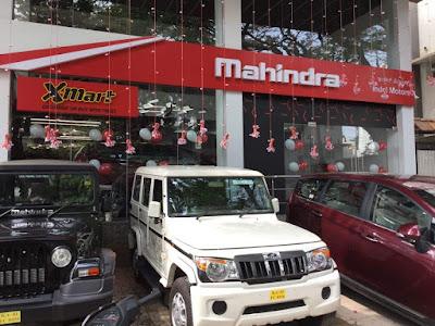 Mahindra give up to 3 Lakh on SUV's on october 2020 | MOTORINDIA