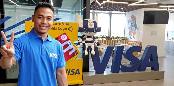 Eko Team Visa di Olympic Games Tokyo 2020