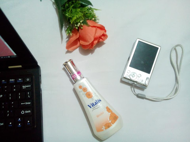 vitalis exotic body scent blissful