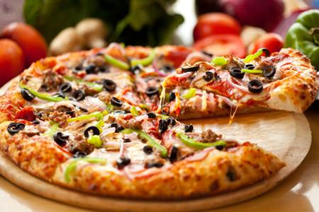 פנטסטי הכנת פיצה באבן שמוט | הטאבון MB-36