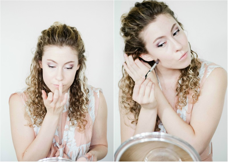 easy-blush-summer-makeup-tutorial