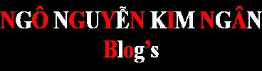 Ngô Nguyễn Kim Ngân Blog's