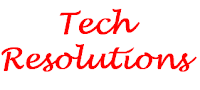 Top 3 Tech Resolutions for 2016 - One Cool Tip - http://www.onecooltip.com