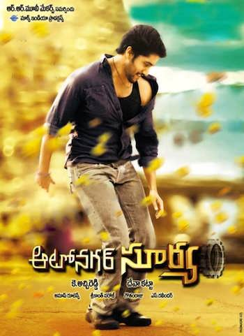 Autonagar Surya 2014 Hindi Dubbed DTHRip x264 500MB