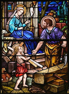 Saint Joseph Charpentier 1 mai