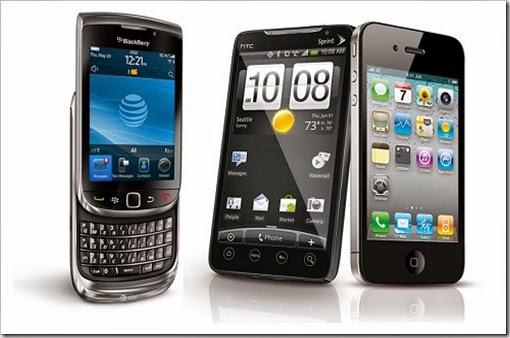 Aplikasi Blackberry, Android, dan iOS untuk Memesan Tiket Online