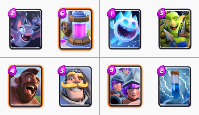 The Best Clash Royale Arena 12 Deck Strategies Clash