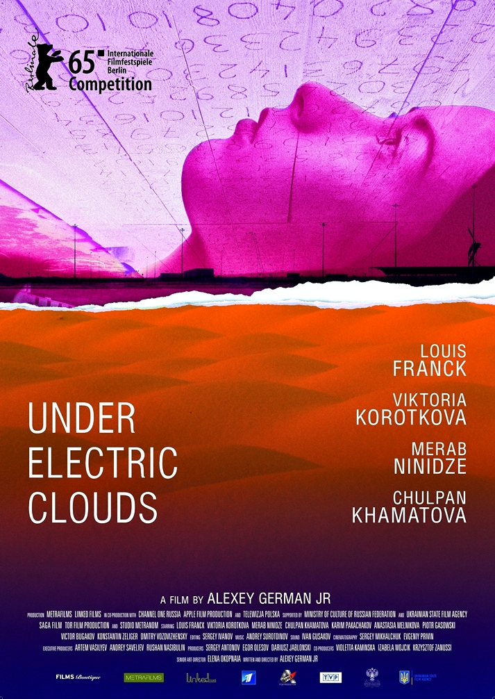 Póster: Under electric clouds