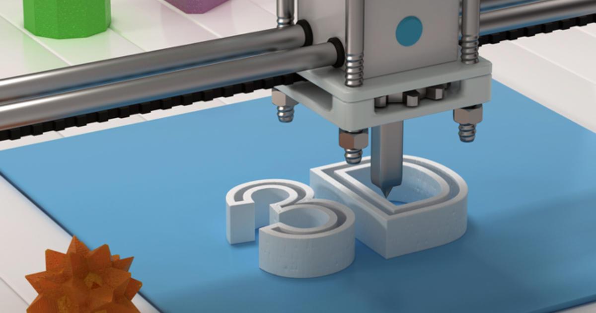 تقنية الطباعة ثلاثية الأبعاد