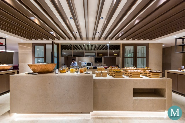 Executive Lounge Benefits at Hilton Kota Kinabalu