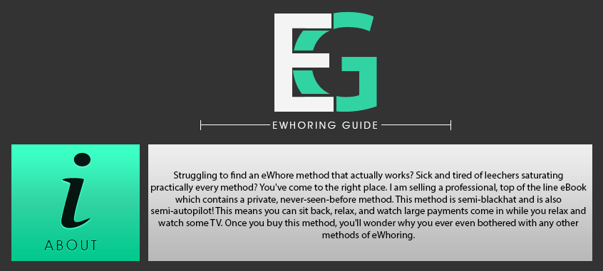 Bestebookleaks: Ultimate Ewhoring Guide