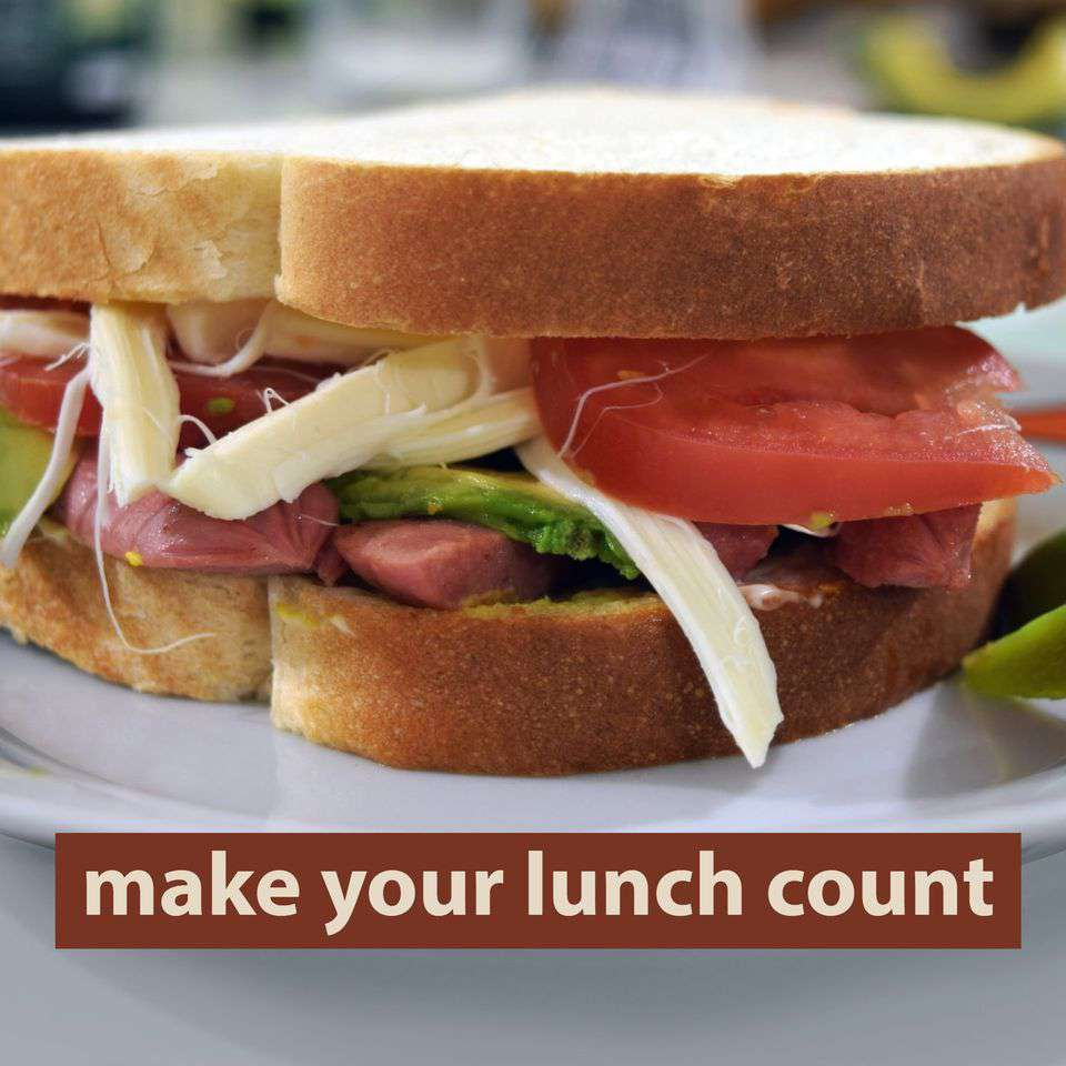 National Make Lunch Count Day Wishes pics free download