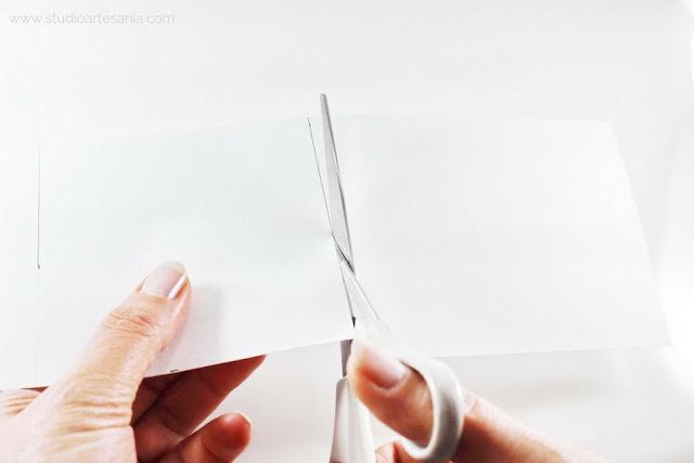 DIY Elegant Valentine's day cards