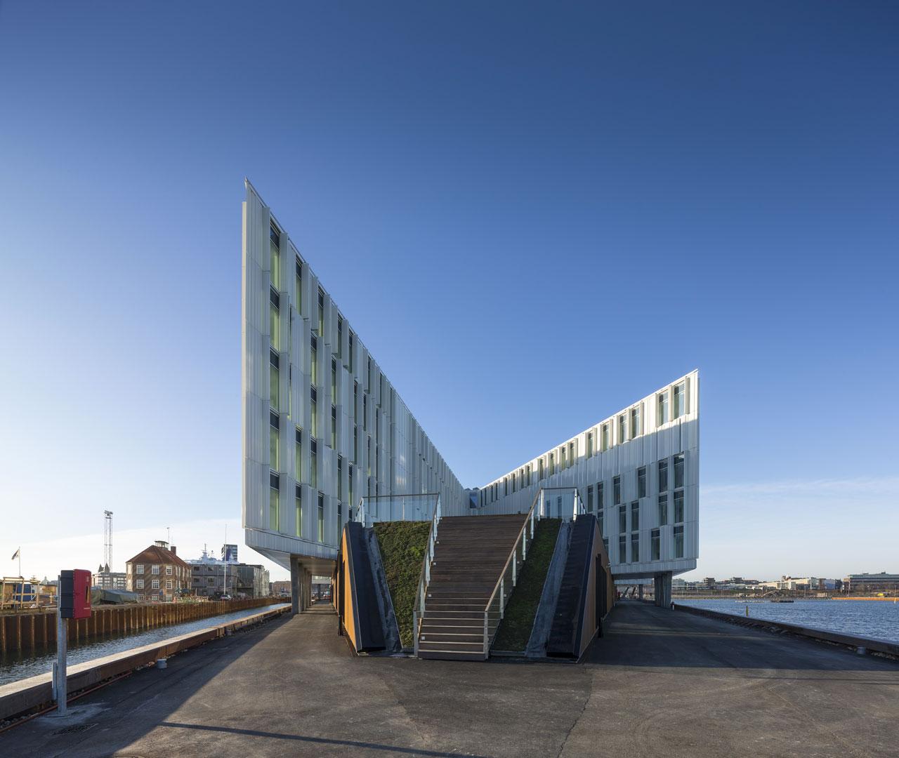 Ciudad de las naciones unidas 3xn arquitectura y for Arquitectura y diseno las palmas