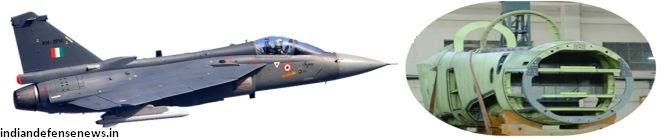 Hyderabad Based VEM Technologies Manufactures Fuselage of TEJAS