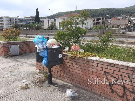 Δήμος Στυλίδας: Δελτίο τύπου σχετικά με την καθαριότητα στο λιμάνι Στυλίδας