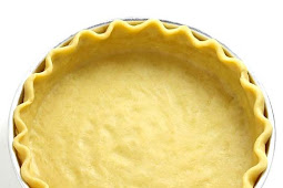 Homemade All Butter Pie Crust