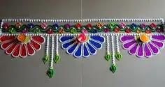 decorative rangoli to make borders