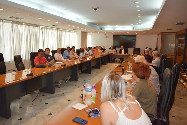 Δήμος Ιλίου: Σύσκεψη στο Δημαρχείο Ιλίου για τη «Λευκή Νύχτα»