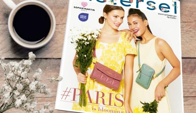Katalog Terbaru Sistersel - #Paris Is Blooming