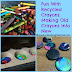 Fun With Recycled Crayons: Making Old Crayons Into New