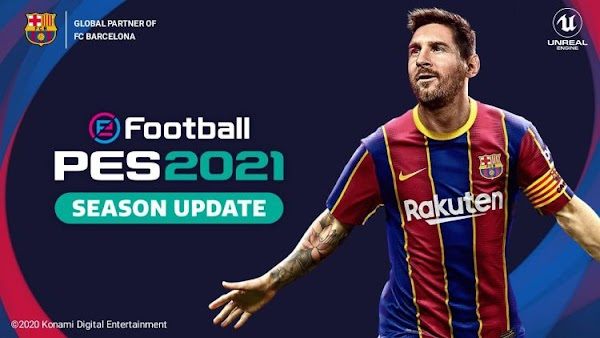 eFootball PES 2021 Android Offline Best Graphics  - ENGLISH VERSION